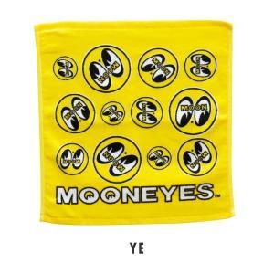 EYEBALL ハンド タオル|mooneyes