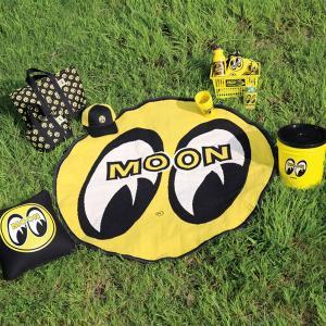 アイボール ビッグ ラグ マット|mooneyes