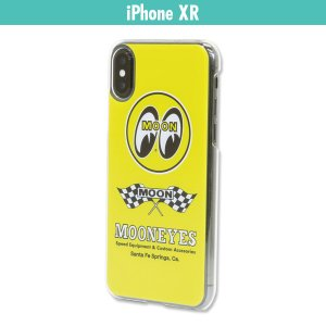Checker Flag iPhone XR ハードケース|mooneyes