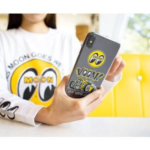 MOON VOOM iPhone X, XS ハードケース|mooneyes