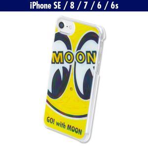 ビッグ アイボール iPhone8, iPhone7 & iPhone6/6s ハードケース|mooneyes