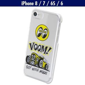 MOON VOOM iPhone8, iPhone7 & iPhone6/6s ハードケース|mooneyes