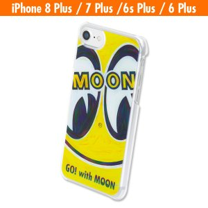 ビッグ アイボール iPhone8 Plus, iPhone7 Plus & iPhone6/6s Plus ハード ケース|mooneyes