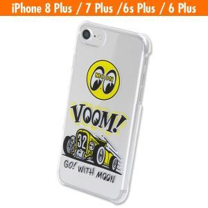 MOON VOOM iPhone8 Plus, iPhone7 Plus & iPhone6/6s Plus ハード ケース|mooneyes
