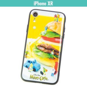 MOON Cafe iPhone XR バンパー ケース|mooneyes