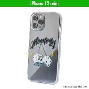 ムーンアイズ MOON ダイス iPhone 12 mini ハード ケース|mooneyes