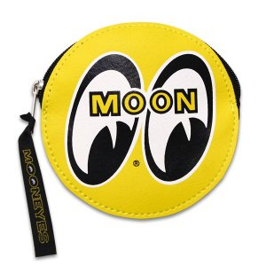 MOON EYEBALL コイン ケース mooneyes