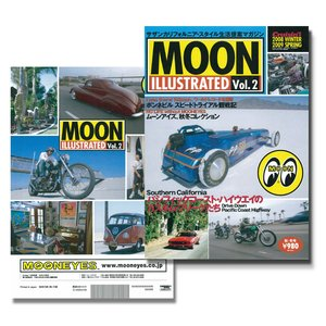 MOON ILLUSTRATED Magazine Vol.2|mooneyes