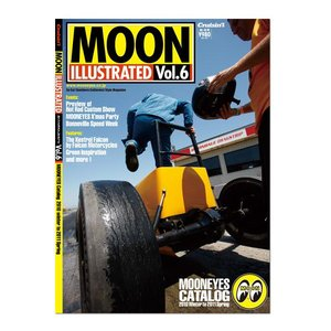 MOON ILLUSTRATED MAGAZINE Vol.6|mooneyes