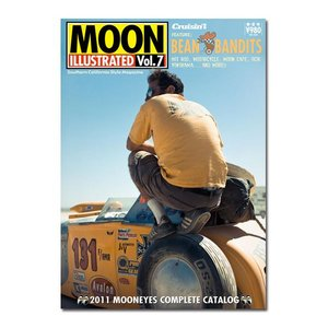 MOON ILLUSTRATED Magazine Vol.7|mooneyes