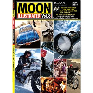 MOON ILLUSTRATED Magazine Vol.8|mooneyes