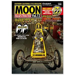 MOON ILLUSTRATED Magazine Vol.12|mooneyes