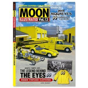 MOON ILLUSTRATED Magazine Vol.13|mooneyes