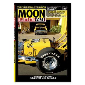 MOON ILLUSTRATED Magazine Vol.14|mooneyes
