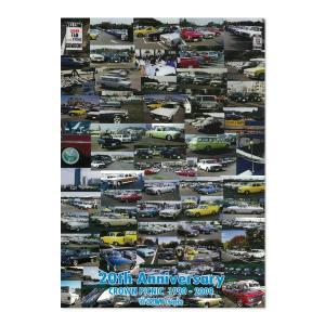 ムーンアイズ イベント ポスター 20th Anniversary Crown Picnic 1990〜2009|mooneyes