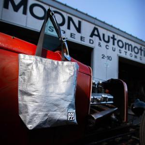 ムーンアイズ MOON Equipped 2 Way タープ トート|mooneyes