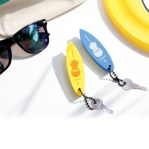 Surfboard フローティング キー チェーン|mooneyes