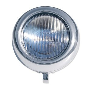 MOONEYES (ムーンアイズ) Original Motorcycle Headlight (ムーンアイズ オリジナル モーターサイクル ヘッドライト)|mooneyes