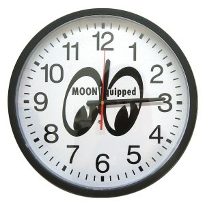 MOON Equipped (ムーン イクイップド)   Giant Wall Clock 16