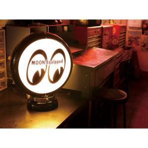 MOON Equipped (ムーン イクイップド) ガス グローブ ランプ|mooneyes