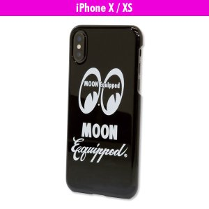 MOON Equipped iPhone X ハードケース|mooneyes
