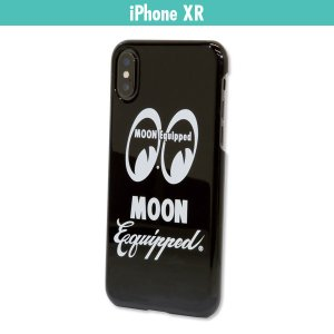 MOON Equipped iPhone XR ハードケース|mooneyes