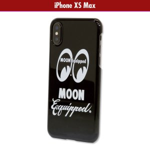 MOON Equipped iPhone XS Max ハードケース|mooneyes