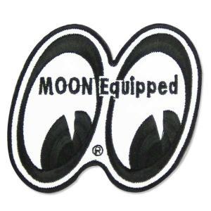 MOON Equipped (ムーン イクイップド)   パッチ|mooneyes
