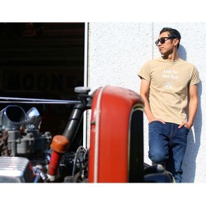 30%OFF LIVE for Hot Rod Tシャツ|mooneyes