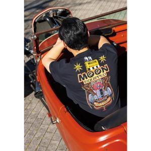 ムーンアイズ MOON ロードスター Tシャツ [MQT161BK]|mooneyes