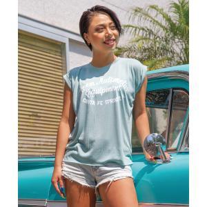 ムーンアイズ MOON Automotive レディース Tシャツ|mooneyes