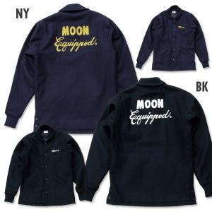 MOON Equipped (ムーン イクイップド) カー クラブ ジャケット|mooneyes