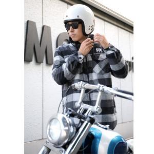 【30%OFF】MOON Equipped (ムーン イクイップド) フランネル フーデッド ジャケット|mooneyes