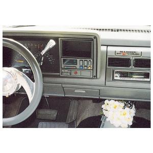 ラジオ リロケーション キット 88-94 Chevy Truck|mooneyes
