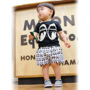 MOON Equipped (ムーン イクイップド) インファント ショート パンツ|mooneyes