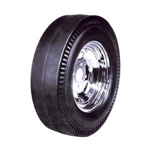 ノスタルジック レーシング タイヤ ホワイト ウォール スリック|mooneyes