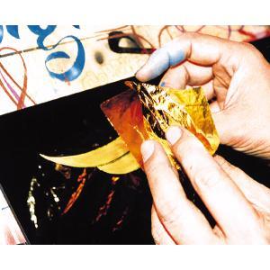ゴールド リーフ(金箔)|mooneyes