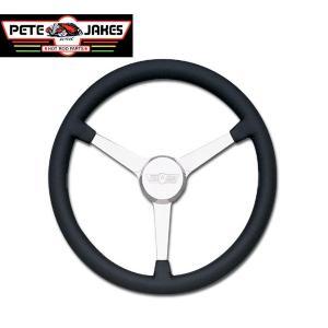 Pete&Jakes Newstalagia Billet Steering Wheels 3spoke|mooneyes