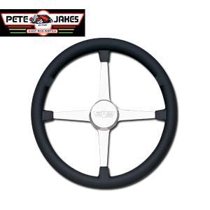 Pete&Jakes Newstalagia Billet Steering Wheels 4spoke|mooneyes