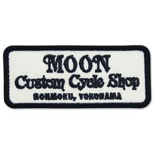 MOON Custom Cycle Shop パッチ|mooneyes