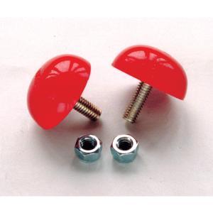 プロセイン ボタンスタイル バンプストップ スモール|mooneyes
