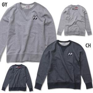 MOON Classic スウェットシャツ|mooneyes
