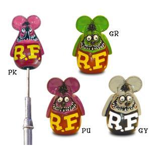 Rat Fink(ラットフィンク)  アンテナ トッパー ボディ|mooneyes