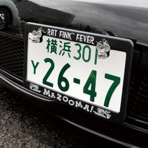 ラットフィンク(Rat Fink)  ヘッド ナンバーボルト|mooneyes
