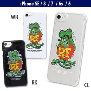 Rat Fink (ラットフィンク) iPhone7 & iPhone6/6s ハード カバー|mooneyes