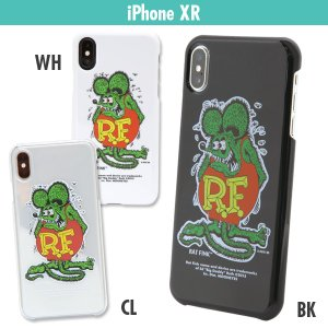 Rat Fink iPhone XR ハード カバー|mooneyes
