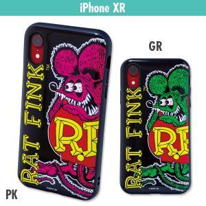 Rat Fink (ラットフィンク) IIIIfi+(R) Case for iPhone XR|mooneyes