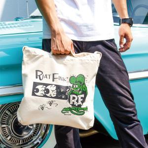 Rat Fink(ラットフィンク)  トート バッグ|mooneyes