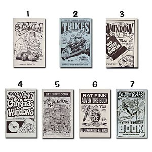 ED BDR's Books Vol.3 mooneyes