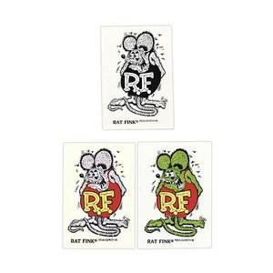 Rat Fink(ラットフィンク)  Made in USA ステッカー|mooneyes